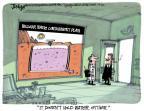 Cartoonist Lee Judge  Lee Judge's Editorial Cartoons 2013-03-13 either