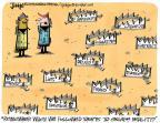 Cartoonist Lee Judge  Lee Judge's Editorial Cartoons 2013-01-20 drug