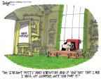Cartoonist Lee Judge  Lee Judge's Editorial Cartoons 2014-01-10 partisan
