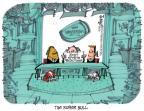 Cartoonist Lee Judge  Lee Judge's Editorial Cartoons 2014-02-04 athletics