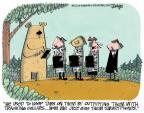 Cartoonist Lee Judge  Lee Judge's Editorial Cartoons 2014-02-02 science