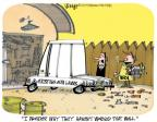 Cartoonist Lee Judge  Lee Judge's Editorial Cartoons 2014-02-19 well