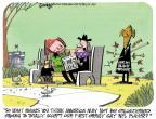 Cartoonist Lee Judge  Lee Judge's Editorial Cartoons 2014-02-22 athletics