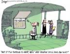Cartoonist Lee Judge  Lee Judge's Editorial Cartoons 2014-02-26 still