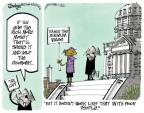Cartoonist Lee Judge  Lee Judge's Editorial Cartoons 2014-01-22 taxation