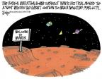 Cartoonist Lee Judge  Lee Judge's Editorial Cartoons 2014-06-15 charge