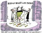 Cartoonist Lee Judge  Lee Judge's Editorial Cartoons 2014-06-20 expense