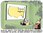 Cartoonist Lee Judge  Lee Judge's Editorial Cartoons 2014-06-24 extremist