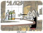 Cartoonist Lee Judge  Lee Judge's Editorial Cartoons 2014-06-29 Clinton administration
