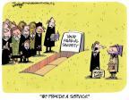 Cartoonist Lee Judge  Lee Judge's Editorial Cartoons 2014-07-16 charge
