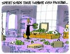 Cartoonist Lee Judge  Lee Judge's Editorial Cartoons 2014-08-12 their