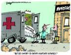 Cartoonist Lee Judge  Lee Judge's Editorial Cartoons 2014-08-23 going