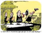 Cartoonist Lee Judge  Lee Judge's Editorial Cartoons 2014-12-16 another