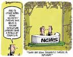 Cartoonist Lee Judge  Lee Judge's Editorial Cartoons 2015-04-05 major