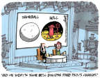 Lee Judge  Lee Judge's Editorial Cartoons 2015-04-09 2016 election Rand Paul