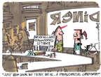 Cartoonist Lee Judge  Lee Judge's Editorial Cartoons 2015-04-28 investigation