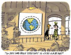 Cartoonist Lee Judge  Lee Judge's Editorial Cartoons 2015-05-31 geography