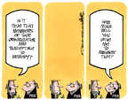 Cartoonist Lee Judge  Lee Judge's Editorial Cartoons 2015-06-05 football