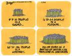 Cartoonist Lee Judge  Lee Judge's Editorial Cartoons 2015-07-23 conservative