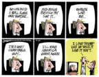 Cartoonist Lee Judge  Lee Judge's Editorial Cartoons 2016-04-12 isn't