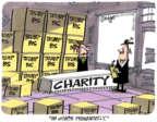 Cartoonist Lee Judge  Lee Judge's Editorial Cartoons 2016-11-03 2016 election