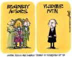 Cartoonist Lee Judge  Lee Judge's Editorial Cartoons 2016-11-22 Russia