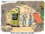 Cartoonist Lee Judge  Lee Judge's Editorial Cartoons 2017-03-08 act