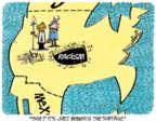Cartoonist Lee Judge  Lee Judge's Editorial Cartoons 2017-08-18 the