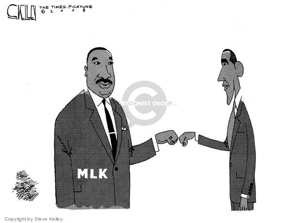 Cartoonist Steve Kelley  Steve Kelley's Editorial Cartoons 2008-11-05 2008 election