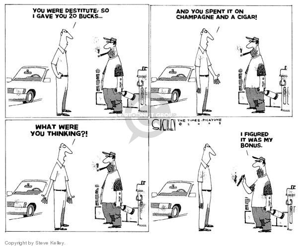Cartoonist Steve Kelley  Steve Kelley's Editorial Cartoons 2009-03-18 twenty