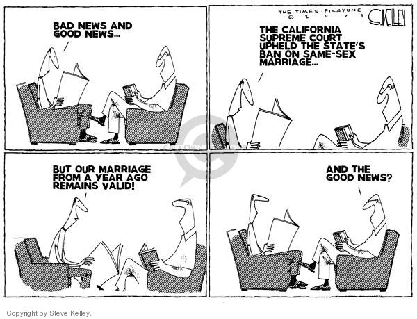 Cartoonist Steve Kelley  Steve Kelley's Editorial Cartoons 2009-05-28 ban