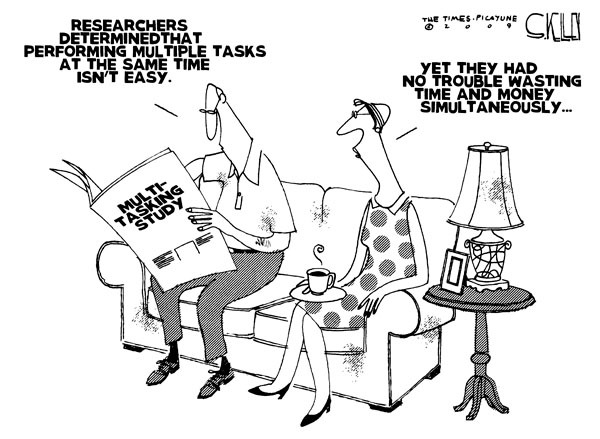 Cartoonist Steve Kelley  Steve Kelley's Editorial Cartoons 2009-08-26 science study