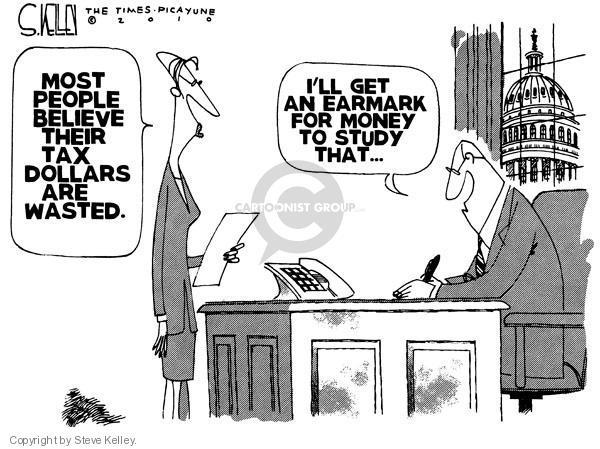 Steve Kelley  Steve Kelley's Editorial Cartoons 2010-04-16 economy