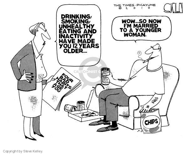 Steve Kelley  Steve Kelley's Editorial Cartoons 2010-04-28 wow