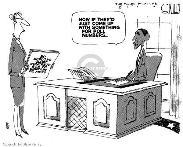 Steve Kelley  Steve Kelley's Editorial Cartoons 2010-05-10 number