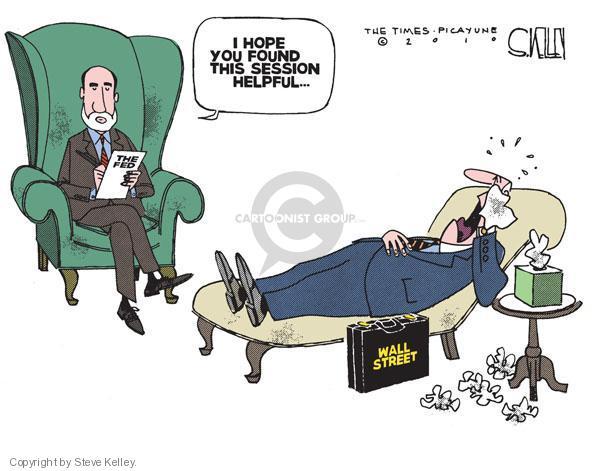 Cartoonist Steve Kelley  Steve Kelley's Editorial Cartoons 2010-07-22 oversight