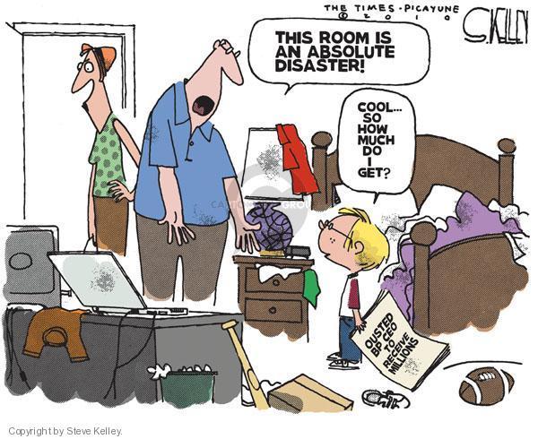 Cartoonist Steve Kelley  Steve Kelley's Editorial Cartoons 2010-07-27 spill