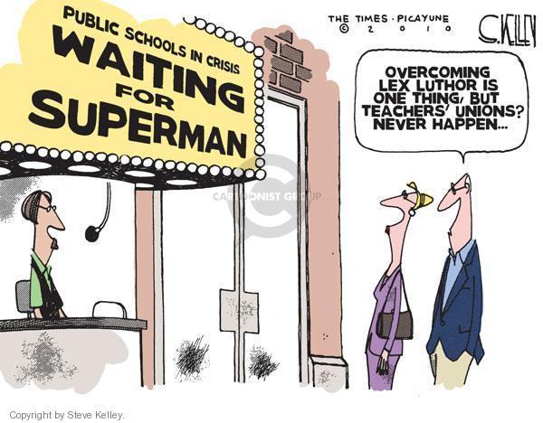 Steve Kelley  Steve Kelley's Editorial Cartoons 2010-10-01 happen