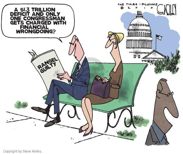 Steve Kelley  Steve Kelley's Editorial Cartoons 2010-11-17 trillion