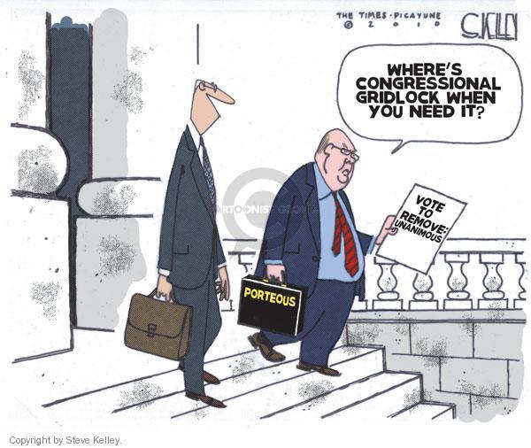 Cartoonist Steve Kelley  Steve Kelley's Editorial Cartoons 2010-12-09 corruption