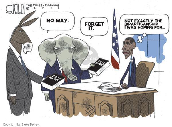 Cartoonist Steve Kelley  Steve Kelley's Editorial Cartoons 2011-02-16 president