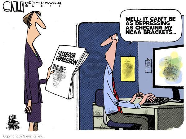 Steve Kelley  Steve Kelley's Editorial Cartoons 2011-03-29 athletic