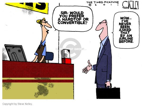 Steve Kelley  Steve Kelley's Editorial Cartoons 2011-04-06 wow