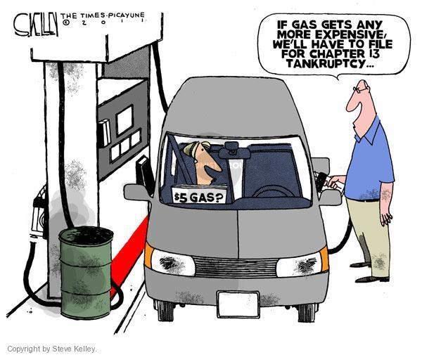 Cartoonist Steve Kelley  Steve Kelley's Editorial Cartoons 2011-04-12 petroleum