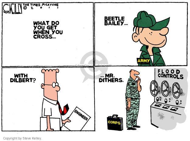 Steve Kelley  Steve Kelley's Editorial Cartoons 2011-05-16 water