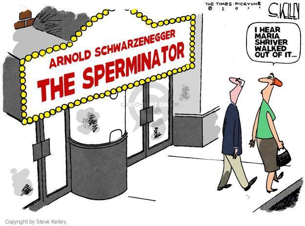 Cartoonist Steve Kelley  Steve Kelley's Editorial Cartoons 2011-05-18 actor
