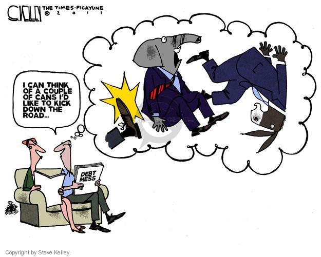 Steve Kelley  Steve Kelley's Editorial Cartoons 2011-07-24 voter