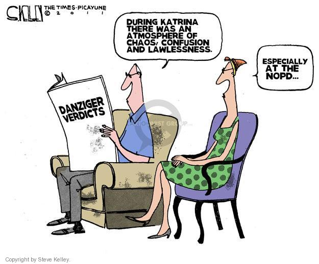 Steve Kelley  Steve Kelley's Editorial Cartoons 2011-08-07 disaster aftermath