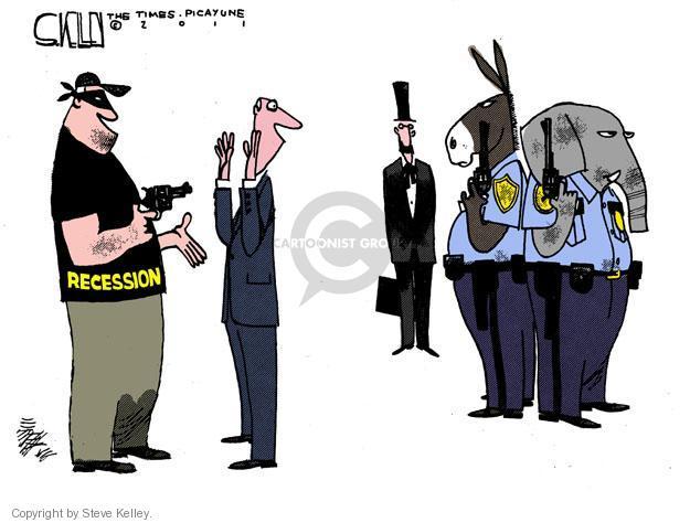 Steve Kelley  Steve Kelley's Editorial Cartoons 2011-09-02 police