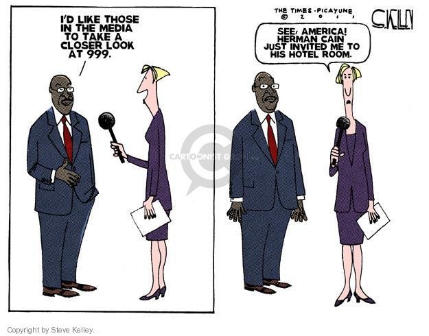 Steve Kelley  Steve Kelley's Editorial Cartoons 2011-11-01 GOP